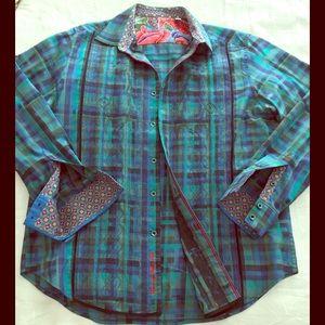 Robert Graham Men's XL Shirt